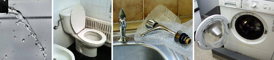 Clogged toilety repair