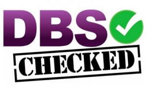 DBS checked plumber