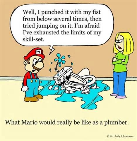 Find a good plumber