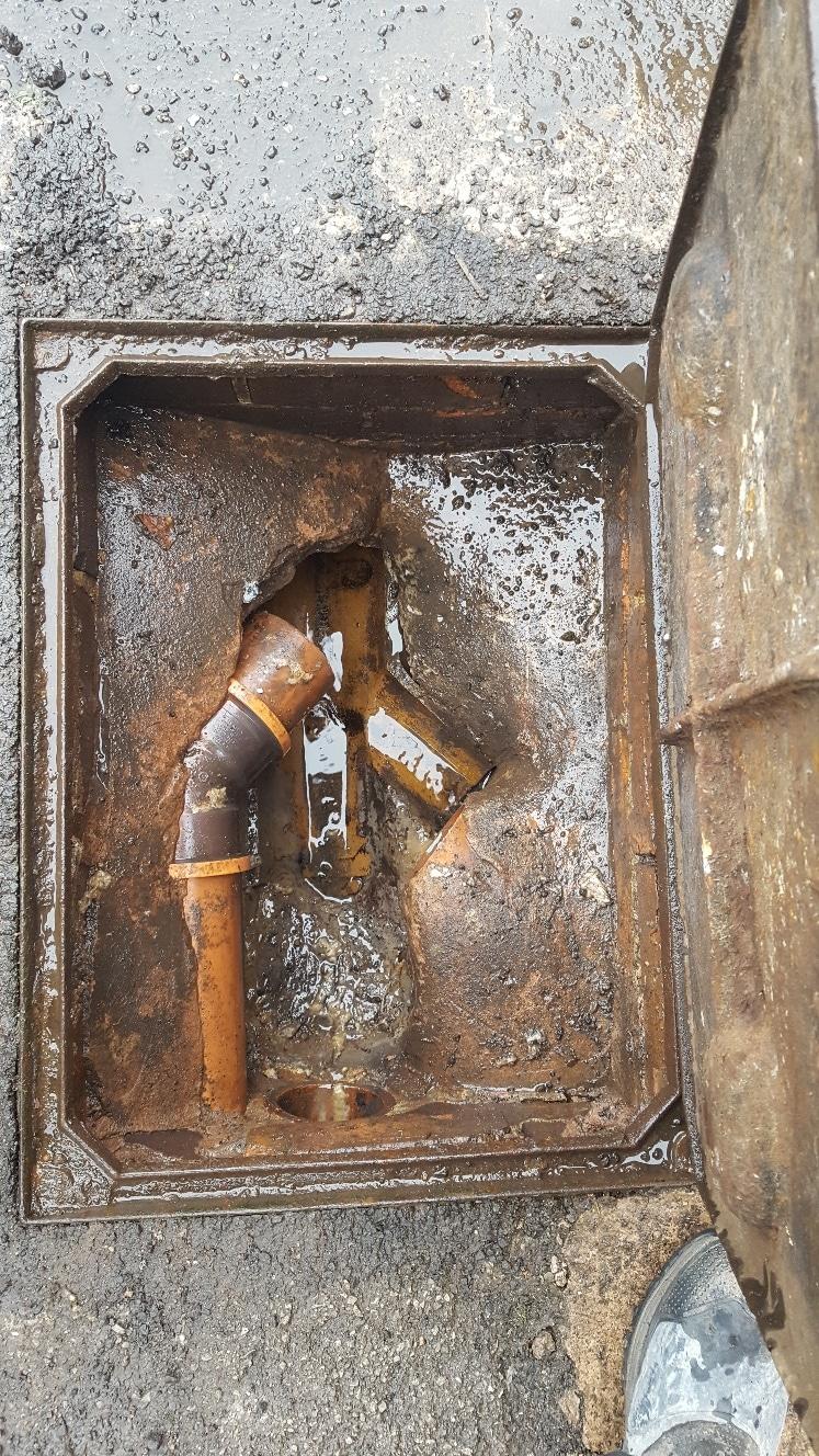 plumbing repair in cannock