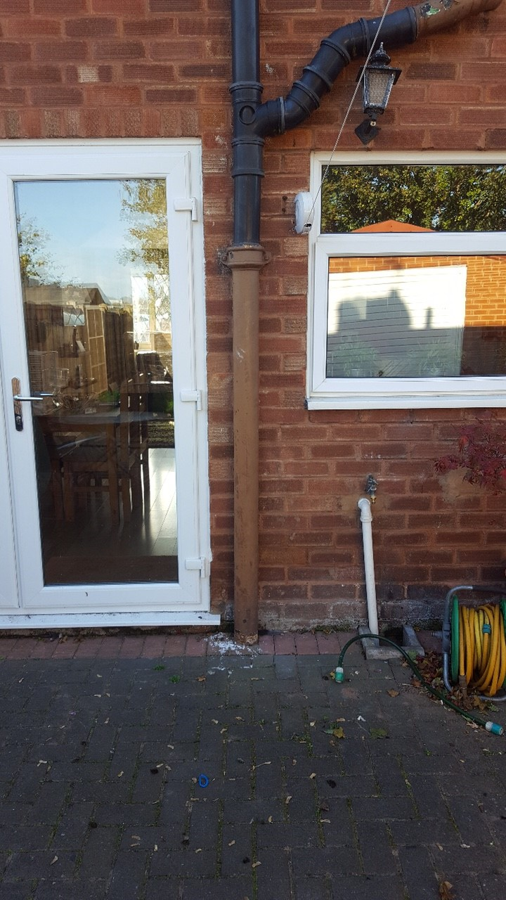 Soil Stack Replacement for a Letting Agency – Wednesbury