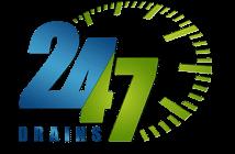 logo 24/7 drains