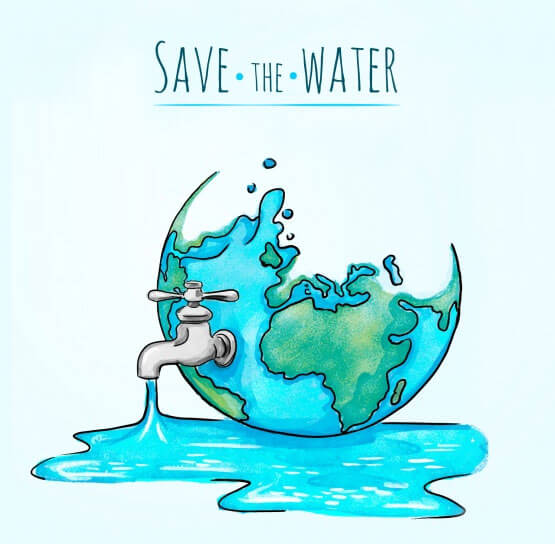 Save water at your home and garden